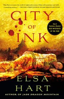 City of Ink - Elsa Hart
