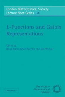 L-Functions and Galois Representations - David Burns