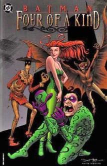Batman Four of a Kind - 'Alan Grant', 'Chuck Dixon', 'Doug Moench'