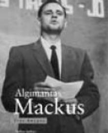 Trys Knygos - Algimantas Mackus