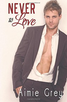 Never to Love (Accepting Fate) (Volume 3) - Aimie Grey