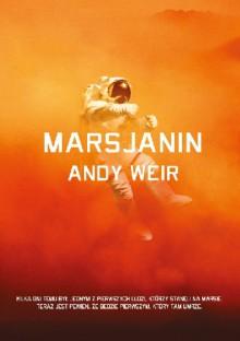 Marsjanin - Andy Weir,Marcin Ring