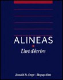 Alineas - L'Art D'Ecrire - Ronald St. Onge
