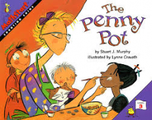 The Penny Pot (MathStart 3) - Stuart J. Murphy,Lynne Cravath