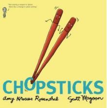 Chopsticks - Amy Krouse Rosenthal, Scott Magoon