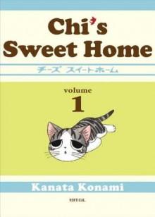 Chi's Sweet Home Volume 1[CHIS SWEET HOME V01][Paperback] - KonamiKanata