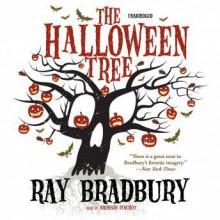 The Halloween Tree - Bronson Pinchot,Ray Bradbury