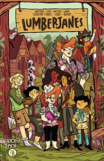 Lumberjanes #25 - Leyh Kat,Shannon Watters,Laura Lewis,Chynna Clugston Flores,Brooke Allen