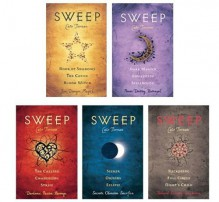 The Complete Cate Tiernan Sweep Series Books 1-15 in Five Volumes [Book of Shadows, Coven, Blood Witch, Dark Magick, Awakening, Spellbound Calling, Changeling, Strife, Seeker, Origins, Eclipse, Reckoning, Full Circle, Night's Child] - C. Tiernan,Cate Tiernan