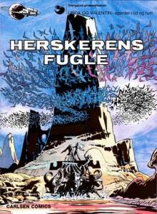 Herskerens fugle (Linda og Valentin #3) - Pierre Christin, Jean-Claude Mézières, Jens Peder Agger