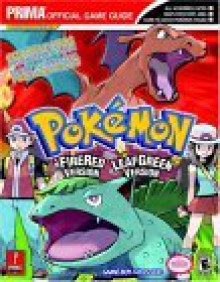 Pokemon Fire Red & Leaf Green (Prima Official Game Guide) - Eric Mylonas