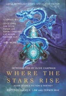 Where the Stars Rise: Asian Science Fiction and Fantasy - Various,Karin Lowachee,Derwin Mak,E.C. Myers,Lucas K. Law,Joyce Chng,Amanda Sun,Elsie Chapman,Samantha Beiko,Fonda Lee,S. B. Divya