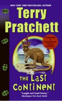 The Last Continent - Terry Pratchett
