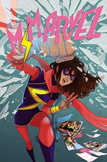 Ms. Marvel Vol. 3: Crushed - G. Willow Wilson,Adrian Alphona