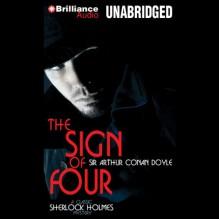 The Sign of Four - Arthur Conan Doyle, Michael Page, Brilliance Audio