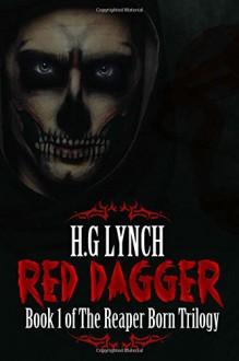 Red Dagger - H.G. Lynch