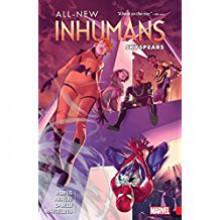 All-New Inhumans Vol. 2: Skyspears - James Asmus, Charles Soule, Andre Araujo, Stefano Caselli