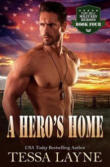 A Hero's Home: Resolution Ranch - Tessa Layne