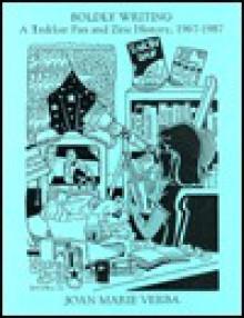Boldly Writing: A Trekker Fan and Zine History, 1967-1987 - Joan M. Verba