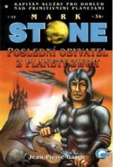 Poslední obyvatel z planety Zwor - Jean-Pierre Garen