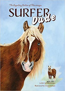 Surfer Dude: The Legendary Stallion of Chincoteague - Lois Szymanski,Linda Kantjas