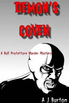 Demon's Coven - A.J. Burton