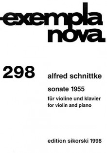 Sonata 1955: Violin and Piano - Alfred Schnittke, Ivan Sokolov, Daniel Hope