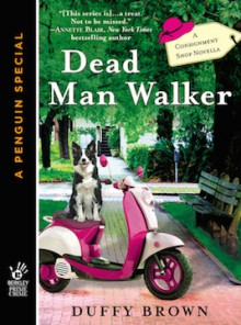 Dead Man Walker - Duffy Brown