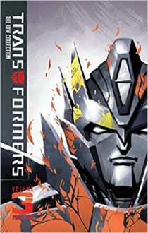 Transformers: IDW Collection Phase Two Volume 3 - Jimbo Salgado, Nick Roche, Alex Milne, John Barber, James Lamar Roberts