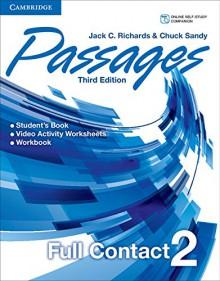 Passages Level 2 Full Contact - Jack C. Richards, Chuck Sandy