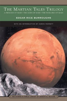 John Carter of Mars, Volume One: Barsoom Novels 1-3 - Edgar Rice Burroughs