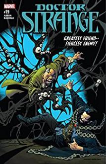 Doctor Strange (2015-) #19 - Jason Aaron,Chris Bachalo,Kevin Nowlan