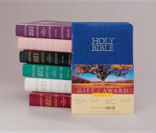 NIV Deluxe Gift and Award Bible Teal Case of 32 - Anonymous