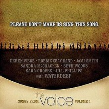 Songs From The Voice, Vol. 1: Please Don't Make Us Sing This Song - Frank Couch