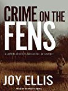 Crime on the Fens (DI Nikki Galena #1) - Joy Ellis