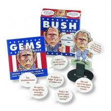 Bush in a Box - Ariel Books, Neil Shapiro, Patty Rice