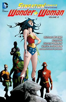 Sensation Comics Featuring Wonder Woman Vol. 2 - Ryan Benjamin,James Tynion, Noelle Stevenson