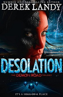 Demon Road 02. Desolation - Derek Landy