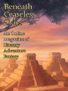 Beneath Ceaseless Skies Issue 161 - Scott H. Andrews, Margaret Ronald, Yosef Lindell