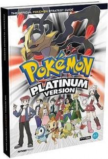 Pokemon Platinum Official Strategy Guide - Future Press