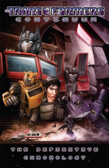 Transformers Continuum - Andy Schmidt
