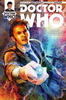 Doctor Who: The Tenth Doctor #2.15 - Mark Wheatley,Nick Abadzis,Arianna Florean,Eleonora Carlini