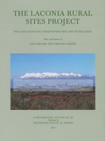 The Laconia Rural Sites Project - William Cavanagh, Christopher Mee, Peter James