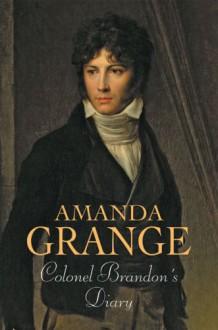 Colonel Brandon's Diary (Thorndike Clean Reads) - Amanda Grange