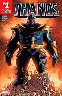 Thanos (2016-) #1 - Jeff Lemire,Mike Deodato