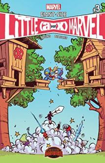 Giant-Size Little Marvel: AvX (2015) #3 (Giant-Size Little Marvel- AvX (2015)) - Skottie Young,Skottie Young