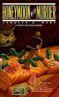 Honeymoon With Murder - Carolyn Hart