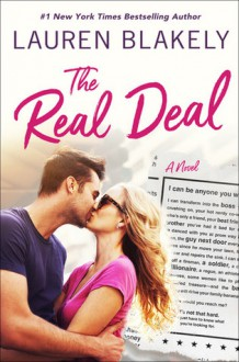 The Real Deal - Lauren Blakely