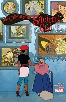 The Unbeatable Squirrel Girl (2015-) #3 - Ryan North, Erica Henderson