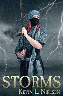 Storms (Sharani Series Book 2) - Kevin L. Nielsen
